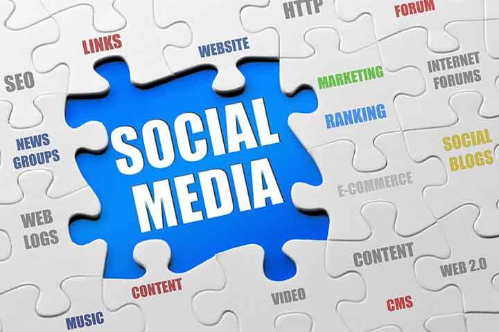 Social Media Marketing Puzzle