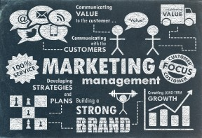 Business Marketing Services homepage image